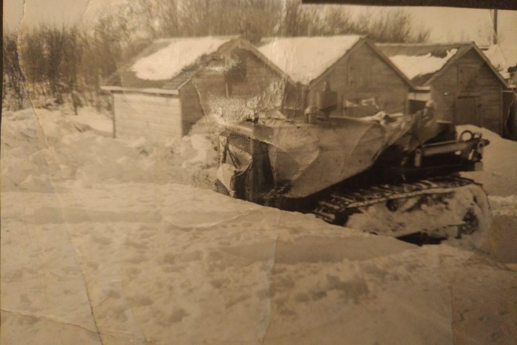 1955 Snow
