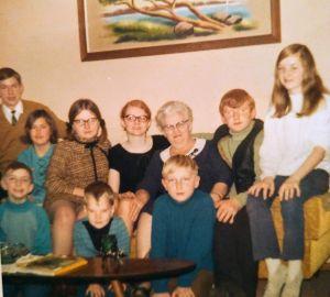 Schraefels, Snells and Keller kids