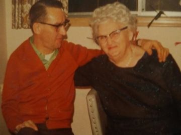 Don and Grandma Snell