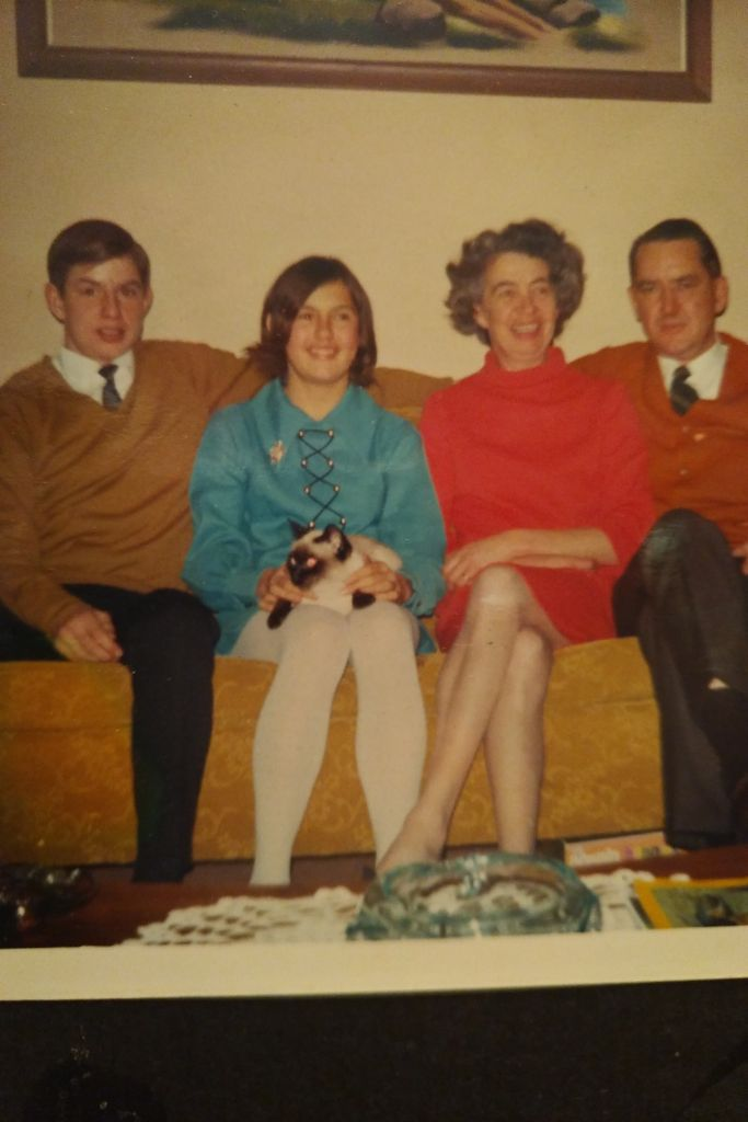 Jack, Joanne, Joice and Don Snell