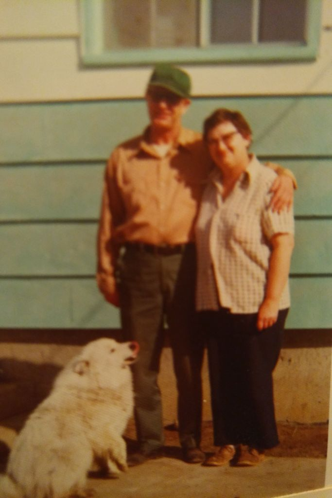 Bud and Marj