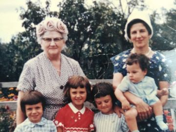 Gramma and Jean